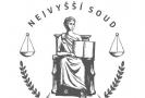 Nejvyšší soud má nové logo s antickou bohyní spravedlnosti.