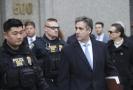 Snímek Michaela Cohena, který prohrál soudní řízení a půjde na tři roky do vězení.