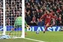 Egypťan Mohamed Salah rozhodl brankou do sítě Neapole o výhře Liverpoolu.