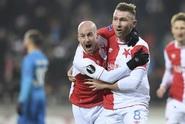 Sešívaní slaví postup, hrdina Stoch vstřelil gól roku