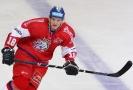 Útočník Dominik Kubalík navázal v hokejové reprezentaci tam, kde na turnaji Karjala končil.