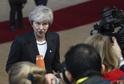 Britská premiérka Theresa Mayová přednesla své návrhy a poté odešla ze sídla EU.