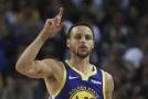 Hvězdný americký basketbalista Stephen Curry.