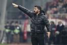 Genaro Gattuso byl z výkonu svých svěřenců hodně rozladěn po prohře v Řecku.