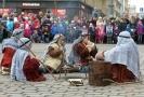 Sklepmistr ze Starého Plzence má 11 dětí, hrají léta živý betlém.