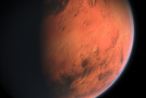 Mars, ilustrační foto.