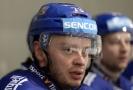 Útočník české hokejové reprezentace Tomáš Zohorna.