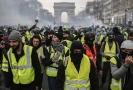 Žluté vesty chystají na sobotu další demonstraci proti Macronově politice.