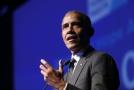Bývalý americký prezident Barack Obama, který prosadil zavedení systému zdravotního pojištění, známý jako Obamacare.