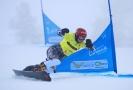 Ester Ledecká v příštím snowboardovém závodě opět oblékne žlutý trikot.