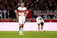 Kapitán Stuttgartu přišel po zápase o otce. Přímo na stadionu