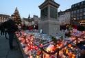 Lidé ve Štrasburku si chodí připomínat památku zesnulých.