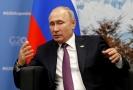 Vladimir Putin chce v Rusku omezit rappery.