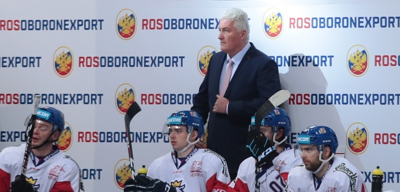 57f4e243a7c54 Čeští hokejisté na turnaji Channel One Cup podlehli Švédsku 2:3.