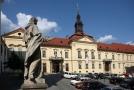 Nová radnice v Brně.