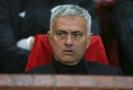 José Mourinho skončil na lavičce Manchesteru United.