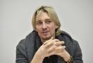 Nový umělecký šéf baletu Moravského divadla Olomouc Michal Štípa.