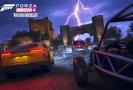 Závody Forza Horizon 4 dostaly první velké rozšíření, hráčům ukáže polární záři
