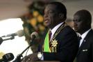 Prezident Zimbabwe Emmerson Mnangagwa.