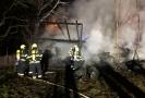 Na místě zasahovalo šest profesionálních a čtyři dobrovolné jednotky hasičů.