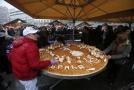 Obyvatelé Bělehradu nejsou spokojení s částkou, kterou město utrácí za vánoční výzdobu.