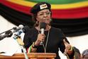 Grace Mugabeová.