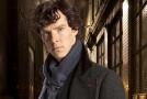 Benedict Cumberbatch v roli Sherlocka Homese.