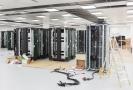 Národní superpočítačové centrum IT4Innovations v Ostravě.