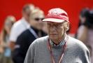 Niki Lauda bude trávit Vánoce v domácím prostředí, nikoliv v nemocnici.