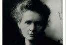 Marie Curieová.