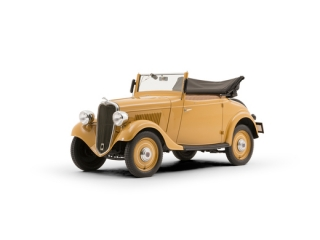 Datsun 14 roadster z roku 1935.