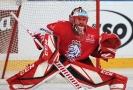 Brankář Jakub Kovář si připsal třicáté vítězství v této sezoně Kontinentální hokejové ligy.