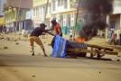 Protesty v Kongu.