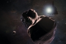 Ultima Thule, je objekt Kuiperova pásu, který byl v roce 2014 objeven Hubbleovým teleskopem.