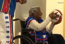 Virginia McLaurinová oslavila své už 109. narozeniny.