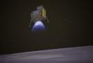 Čínská sonda Čchang-e 4 přistála na odvrácené straně Měsíce.