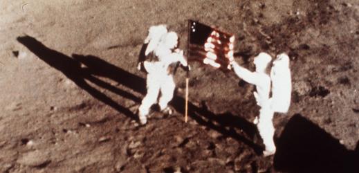 První přistání na měsíci, Apollo 11.