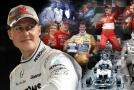 Michaelu Schumacherovi je kulatých padesát let.