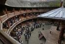 Globe theater v Londýně.