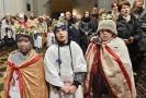 Koledníci dostali v roce 2018 požehnání od kardinála Dominika Duky.