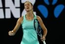 Denisu Allertovou čeká kvůli neobhajobě bodů z osmifinále pád žebříčkem WTA.