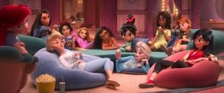 Disneyho princezny se společně setkaly v jednom filmu.