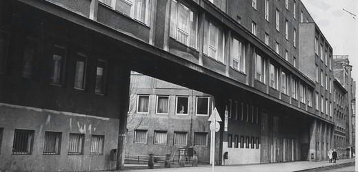 Ulice Dr. Šmerala, 70. léta 20. století.