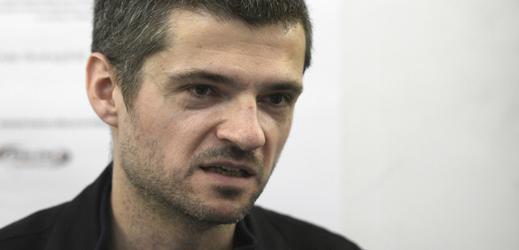 Režisér Dušan David Pařízek.