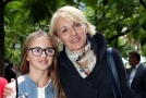 Veronika Stropnická s dcerou Kordulou.