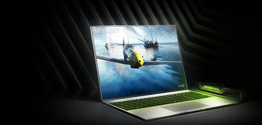 Nová generace grafických karet Nvidia přichází oficiálně ve verzi pro notebooky
