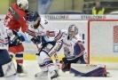 Hokejisté Vítkovic zvítězili v předehrávce 40. kola extraligy nad Pardubicemi 4:1 a v tabulce se posunuli na čtvrté místo před obhájce titulu z Brna.