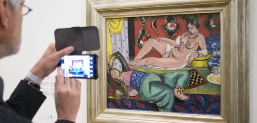Obrazy ukradené nacisty jsou ve švýcarském muzeu.