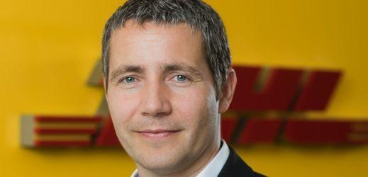 Jakub Tomšovský, obchodní ředitel DHL Express Czech Republic.