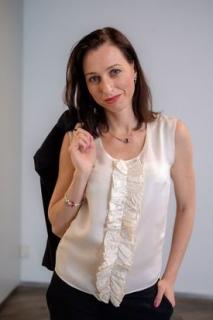 Radka Havlenová, manažerka marketingu DHL.